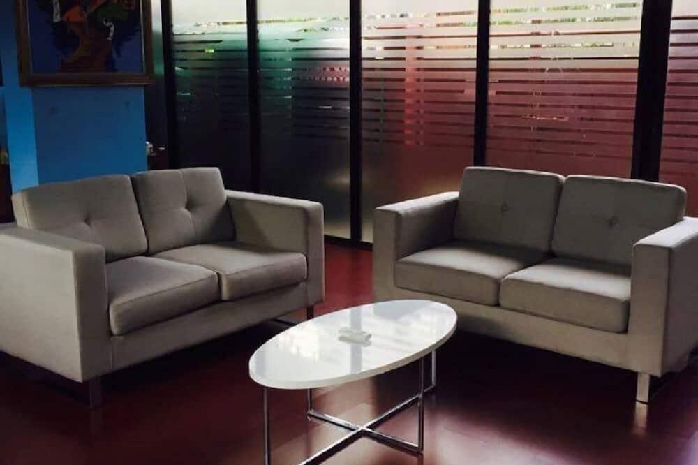 套房, 1 間臥室 - 客廳