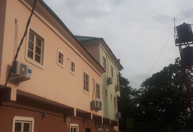 Abidef Hall and Lodgings, Abuja, Exteriér