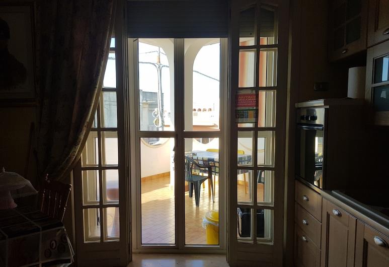 B&B Lu Sule, Torchiarolo, Comfort dubbelrum eller tvåbäddsrum - 1 dubbelsäng eller enkelsängar - privat badrum, Vardagsrum