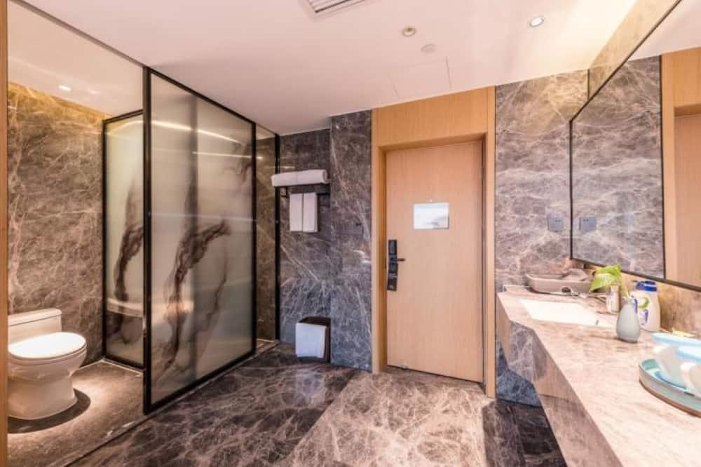 Comfort szoba két külön ággyal - Fürdőszoba