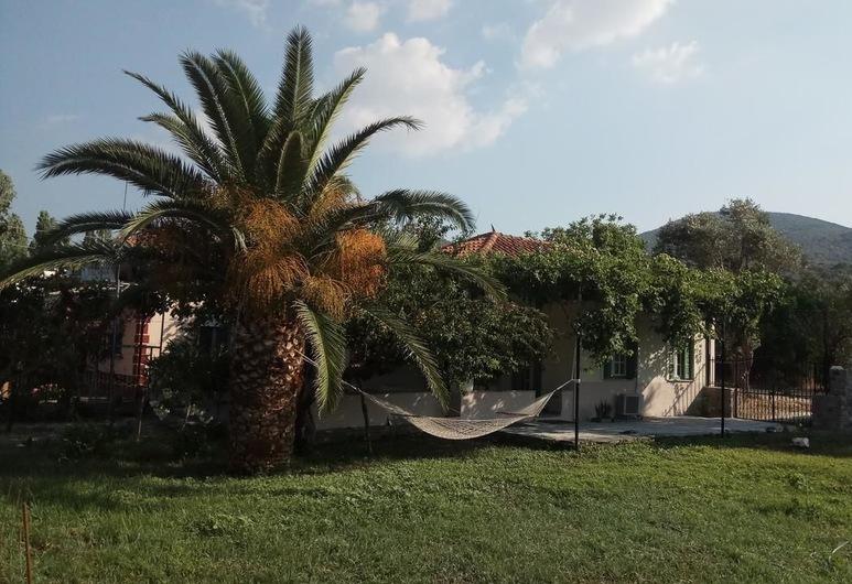 Country Village House, Lesbos, Domek, Terasa