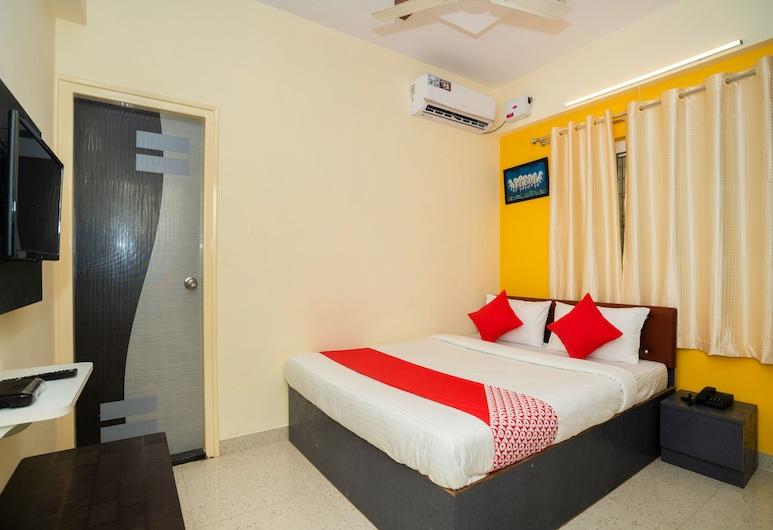 OYO 35628 Krishna Comforts, Μπανγκαλόρ, Δίκλινο Δωμάτιο (Double ή Twin), Δωμάτιο επισκεπτών