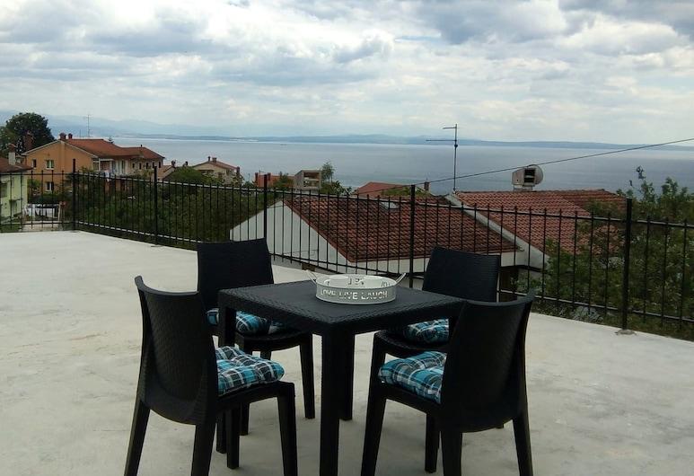 Apartments Teo, Opatija, Apartment, 1 Schlafzimmer, Terrasse/Patio