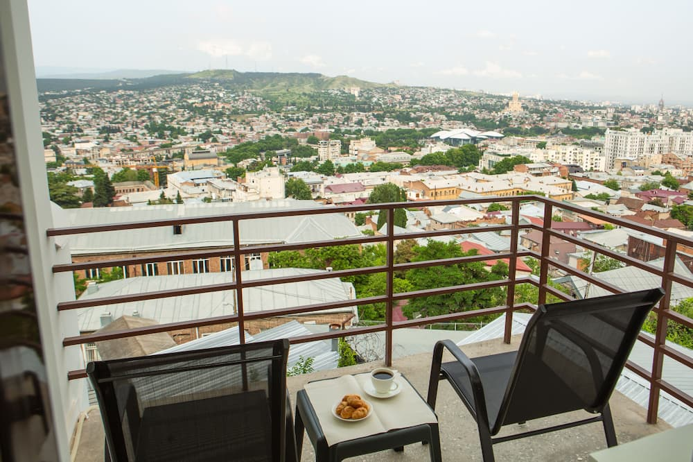 Standard-Doppelzimmer, Stadtblick - Blick auf die Stadt