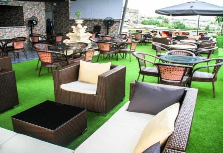 Complexe Hotelier Lorys Lodge, Abidjan, Terrace/Patio