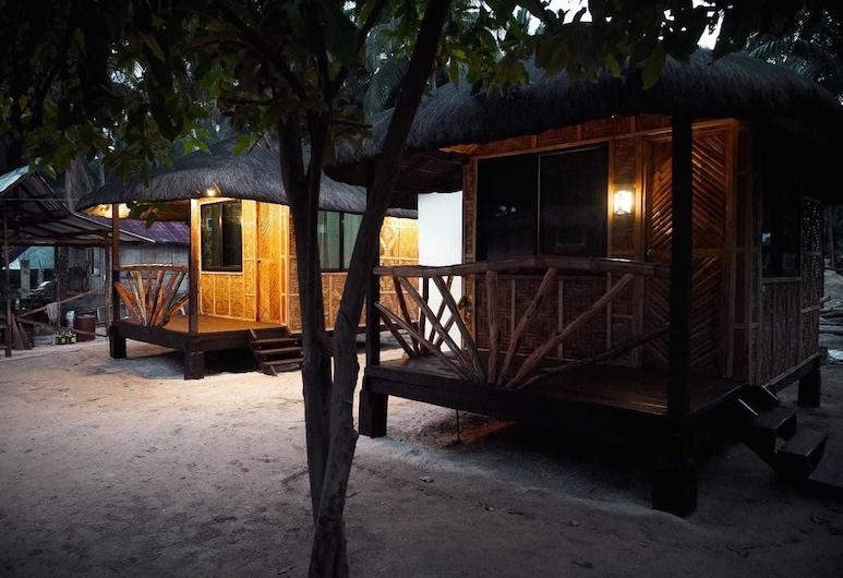 Siargao Tropic Hostel, General Luna, Udendørsareal