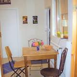 Huoneisto (Jakob incl. 30 EUR cleaning fee) - Ruokailu omassa huoneessa