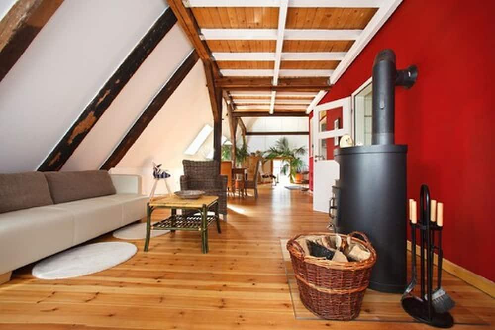 Huoneisto (Spitzweg incl. 50 EUR cleaning fee) - Oleskelualue