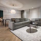 แกรนด์อพาร์ทเมนท์, 1 ห้องนอน - พื้นที่นั่งเล่น