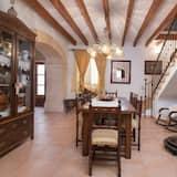 Hus - terrasse - byudsigt (3 Bedrooms) - Stue
