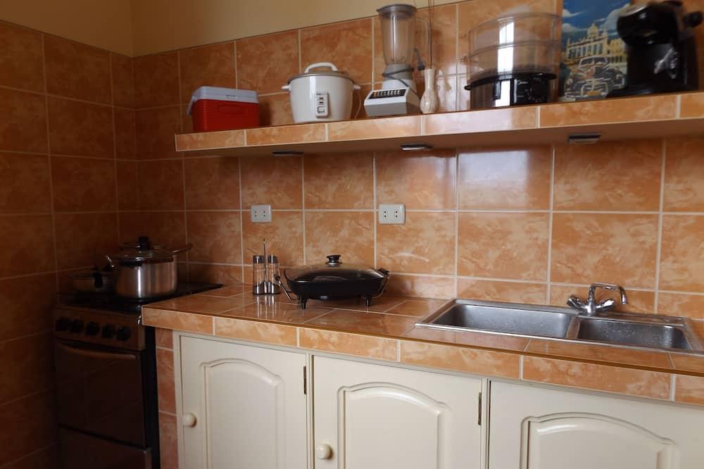 Appartement - Cuisine partagée