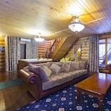 Cottage Premium - Coin séjour