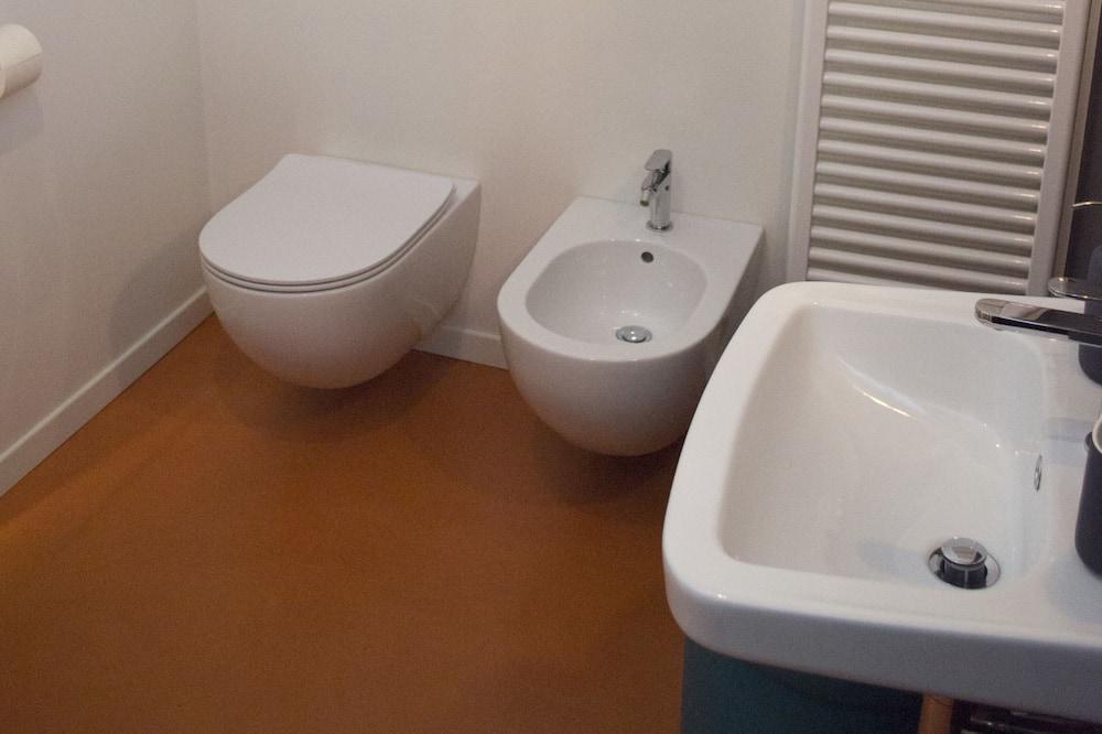 Comfort Tek Kişilik Oda - Banyo