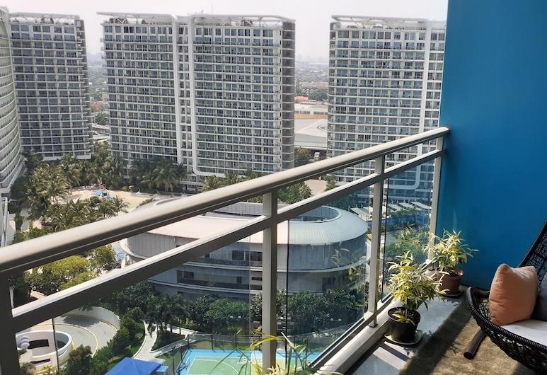 Azure Urban Resort Residences by Pol, Parañaque, Condo, 1 Bedroom, Terrace/Patio