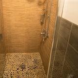 Romantik-studiolejlighed - boblebad (1) - Badeværelse