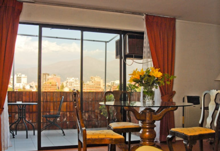 Apart Lota 2325, Santiago, Apartment, Living Area