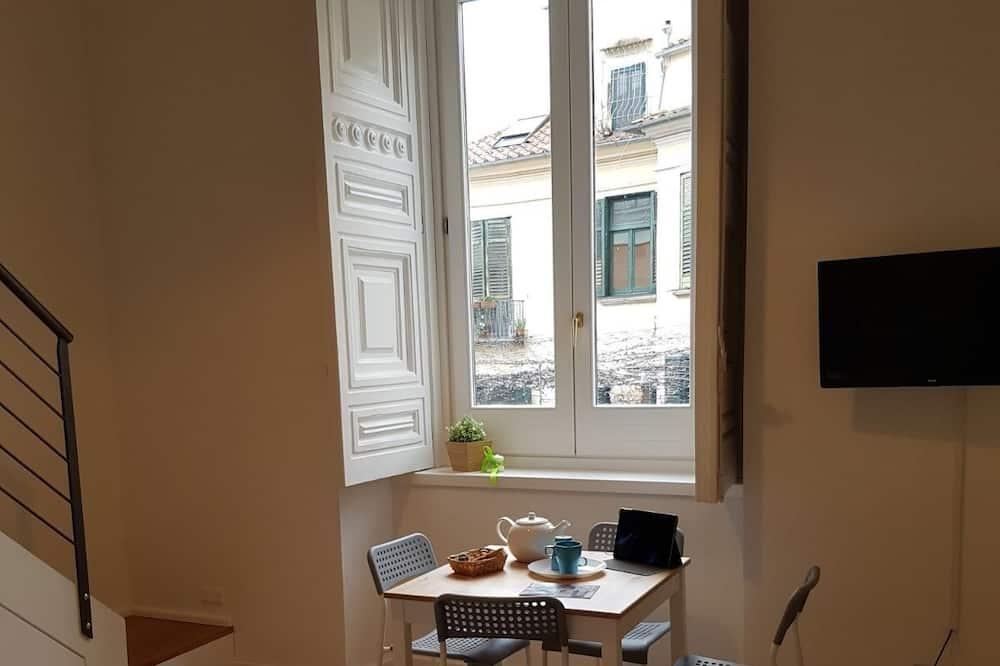 Apartment, 2Schlafzimmer, Stadtblick - Wohnbereich