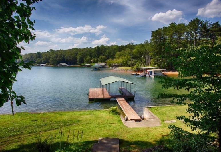 Lake Side Retreat, Morganton, Hotelgelände