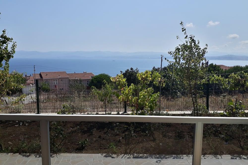 Štandardný apartmán, výhľad na záhradu, s výhľadom do záhrady - Balkón