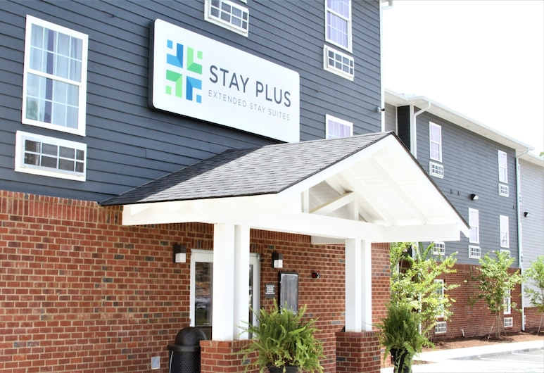 Stay Plus Extended Stay Suites, Statesboro, Fassaad