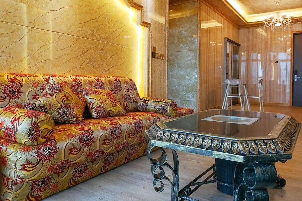 Apartment (Mysterious Egypt) - Wohnzimmer