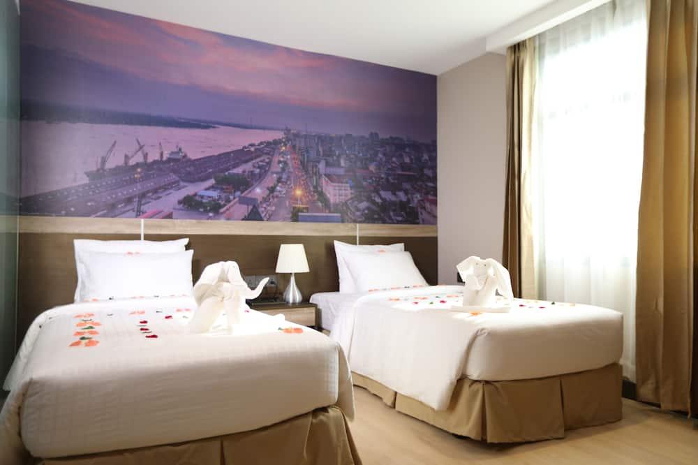 Deluxe Double or Twin Room, 1 Katil Kelamin (Double) atau 2 Katil Bujang (Single), Concierge Service - Bilik Tamu