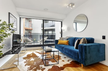A(z) Brand New Refurbished 2 bedroom in City - by Urban Butler hotel fényképe itt: Auckland