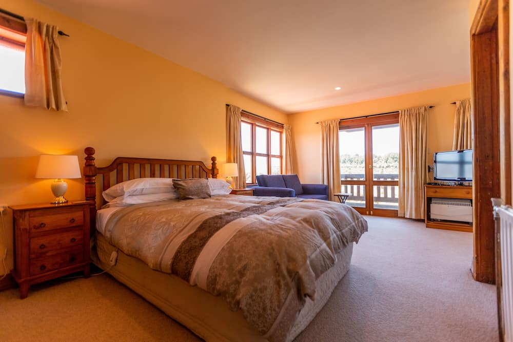 غرفة ديلوكس (welcome children over 14 and above) - غرفة نزلاء