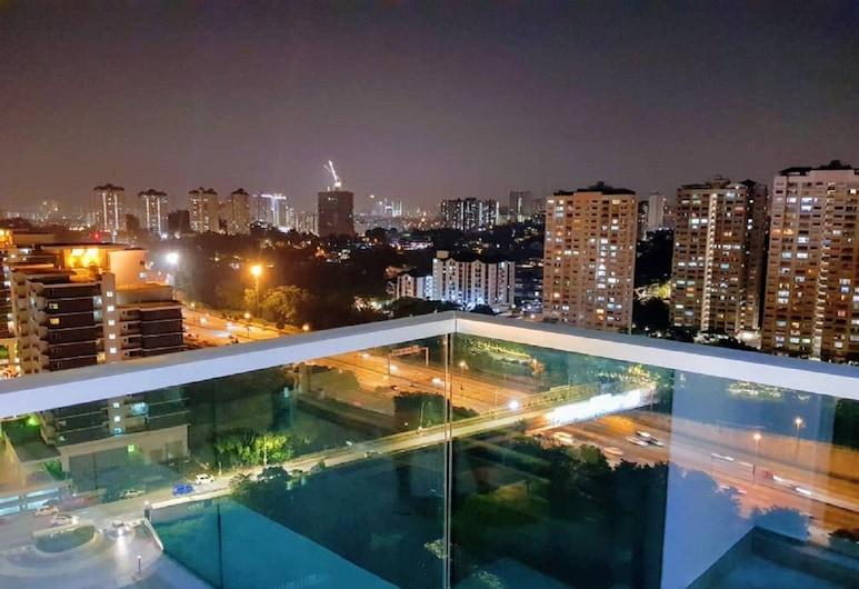 Kiara Residence 2 by Dash, Kuala Lumpur, Apartment, 3 Bedrooms  A, Oda manzarası