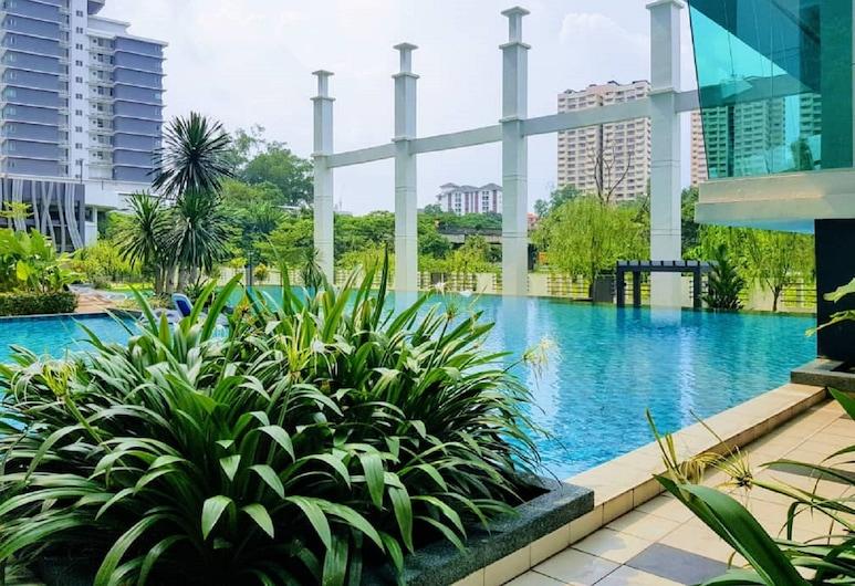 Kiara Residence 2 by Dash, Kuala Lumpur, Kolam Renang Luar Ruangan