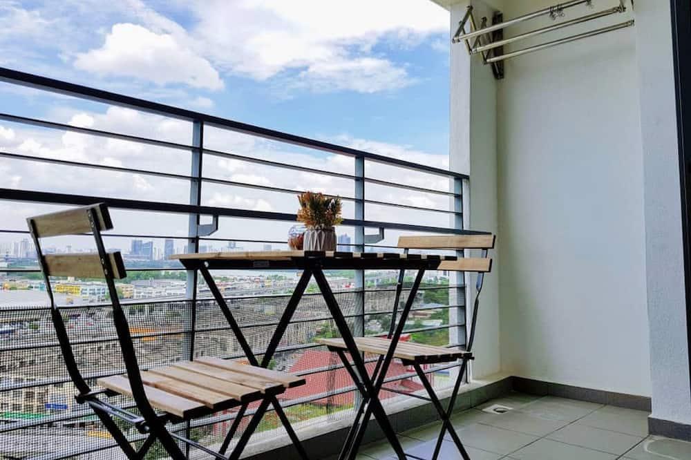 Διαμέρισμα (2 Bedroom A) - Μπαλκόνι