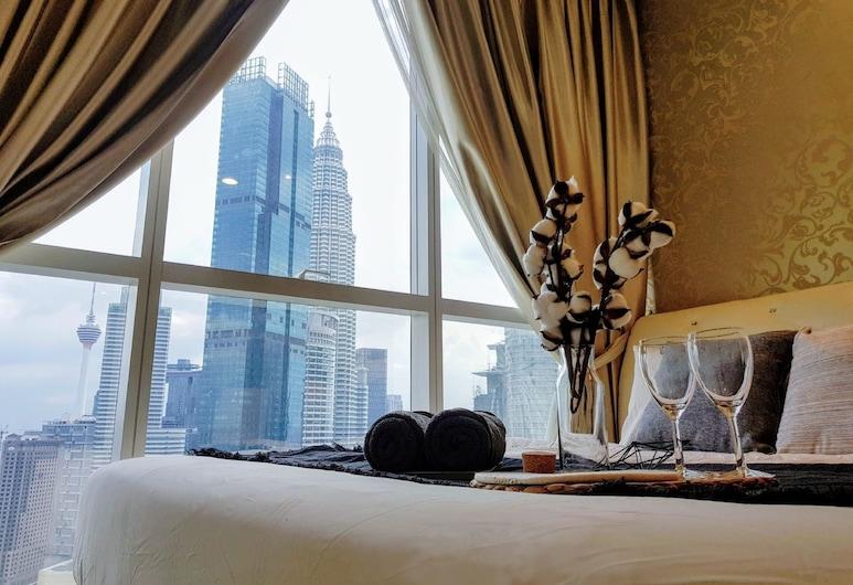 Binjai 8 Premium SOHO by TL, Kuala Lumpur, 2 Bedroom Apartment, View from room