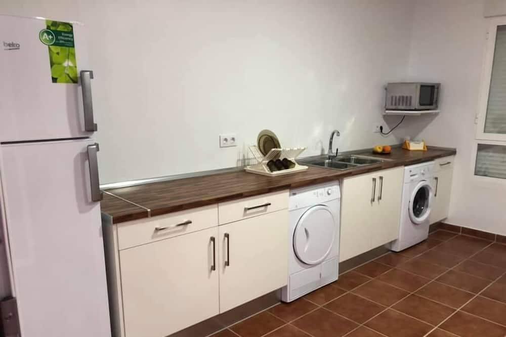 Zajednička spavaonica, mješovita spavaonica (1 bed in 8 Bed Dorm) - Zajednička kuhinja