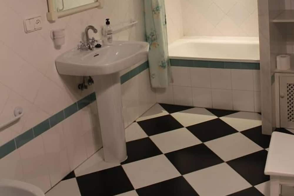 Kamar Deluks, kamar mandi pribadi (Refugio) - Kamar mandi