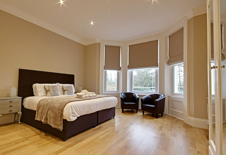 Highfield Bed & Breakfast, Lymington, Superior Suite, Accessible (Disabled Access), Guest Room