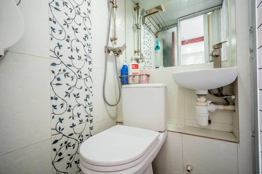 Тримісний номер «Делюкс», приватна ванна - Ванна кімната
