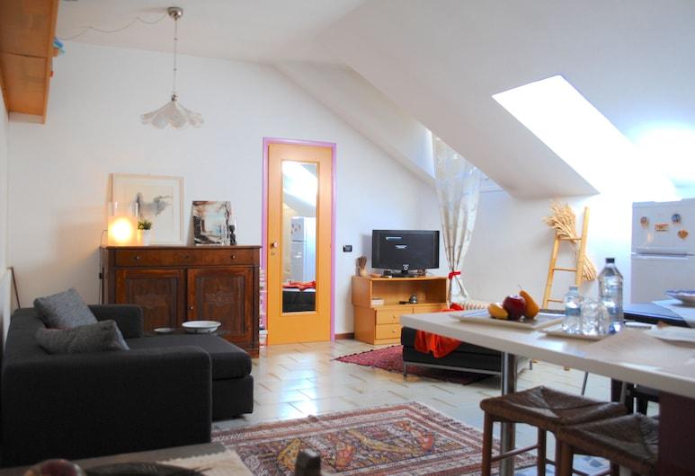 بن بوك - كاسا ماجنولي, مينا, شقة - غرفة نوم واحدة, منطقة المعيشة
