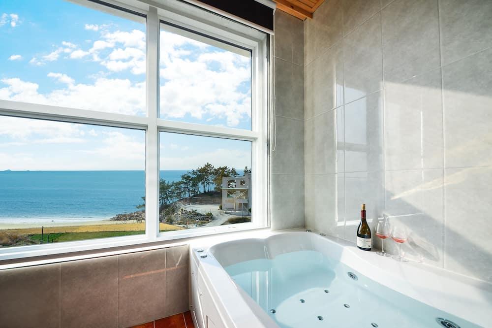 客房 (303(Ocean View, Spa)) - 私人 Spa 浴缸