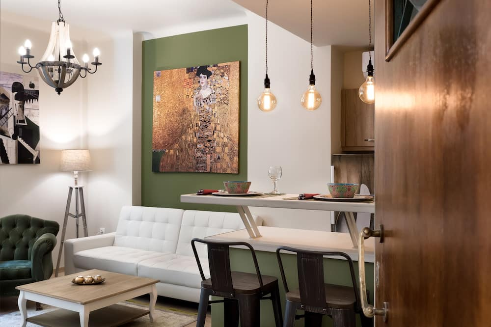 Apartemen Kota, 1 kamar tidur - Area Keluarga