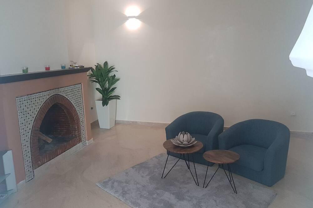 Vila typu Comfort - Obývací prostor