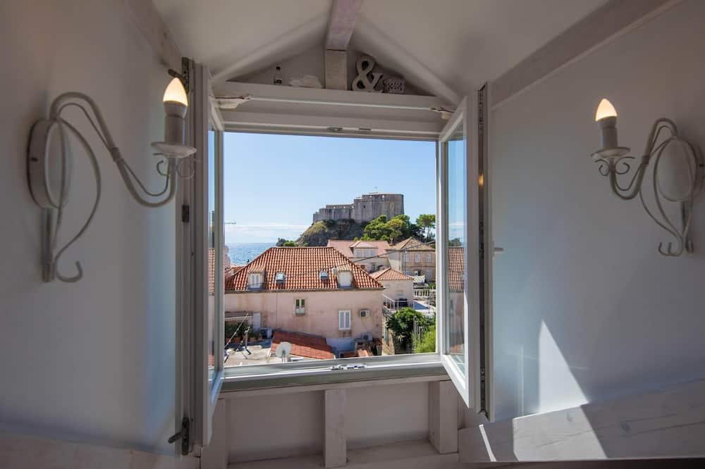 Apartmán, 3 spálne, výhľad na more - Výhľad z hosťovskej izby