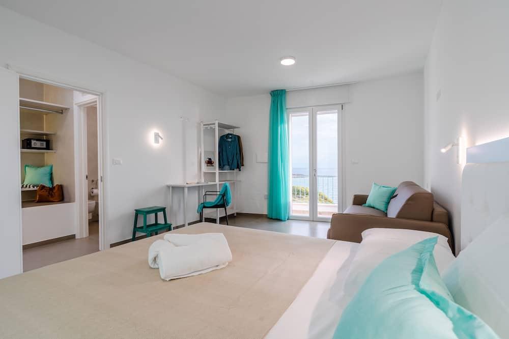 高级公寓, 海景 - 客房