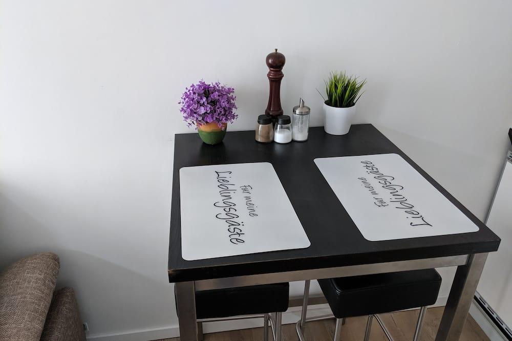 Apartman (Business Ratingen 5) - Obroci u sobi