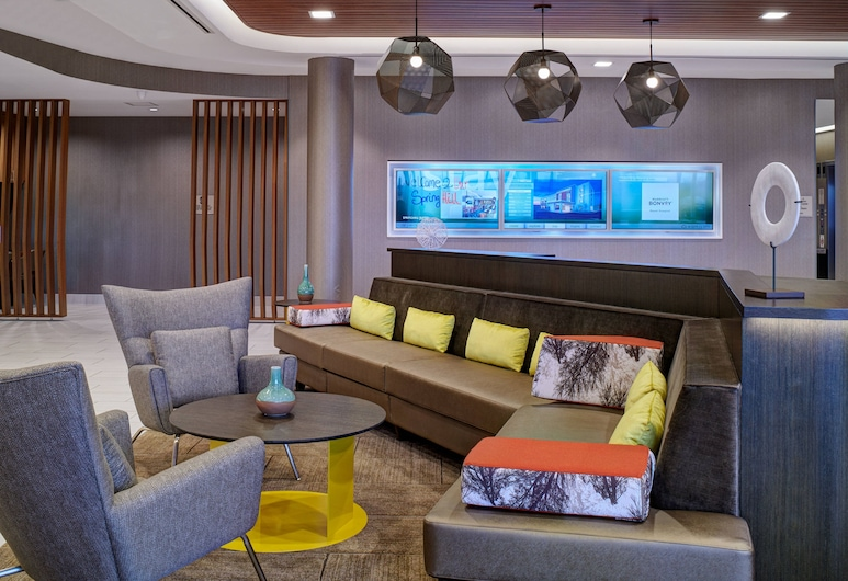 SpringHill Suites by Marriott Detroit Wixom, Wixom