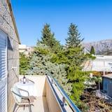 Appartement, Uitzicht op zee - Balkon