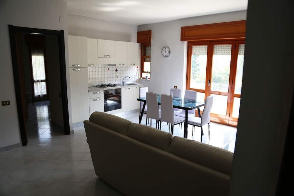 Apartamento família - Imagem em destaque