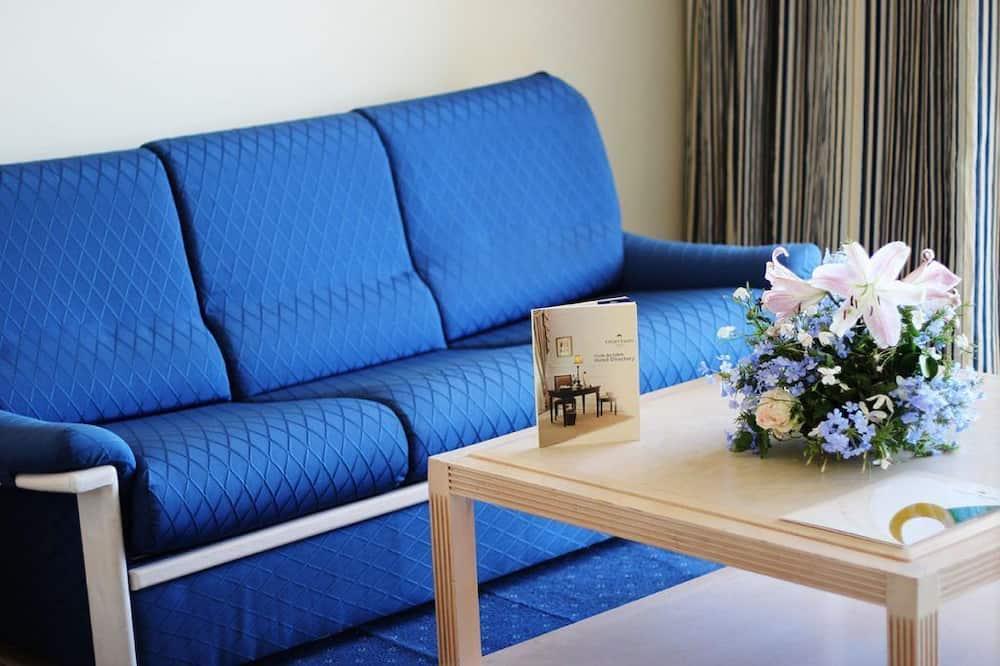 Family Apartment (4 Pax) - Ruang Tamu