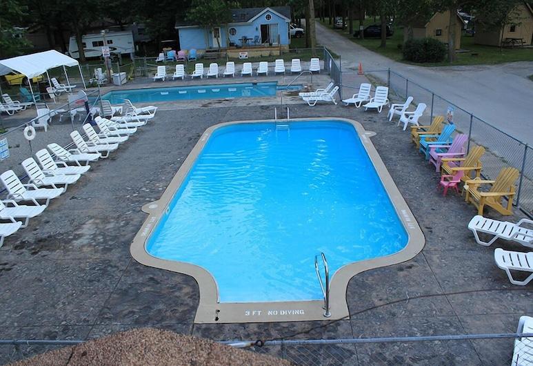 Camp Sandusky, Sandusky, Pool