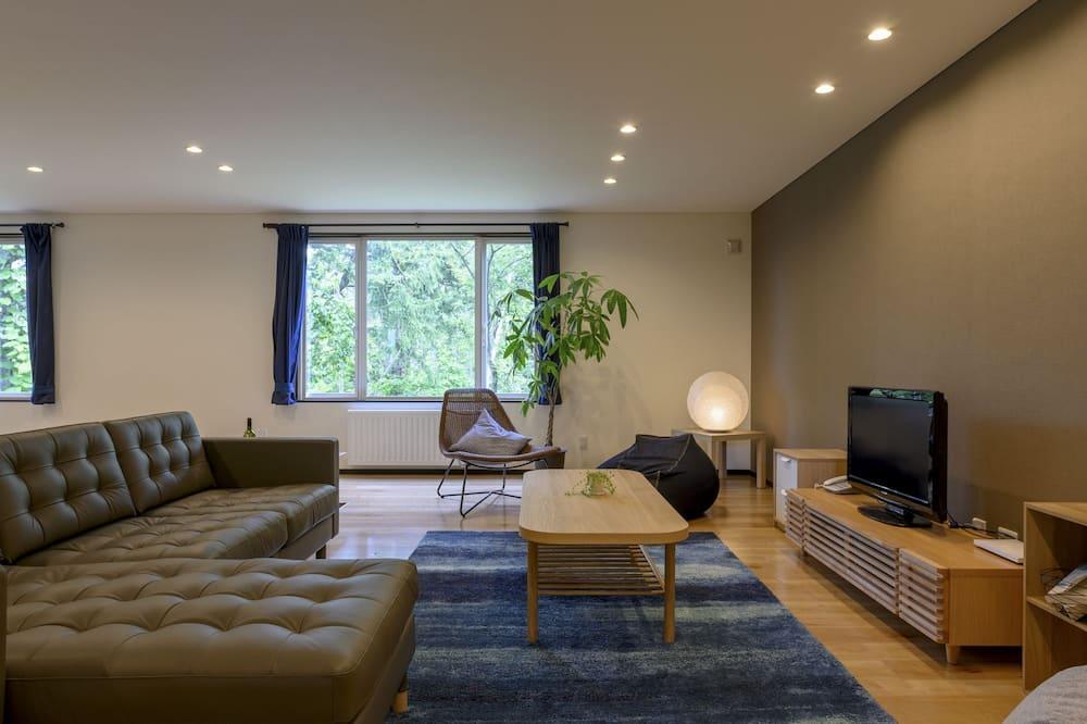 公寓, 山景 (8 Bedroom) - 客廳