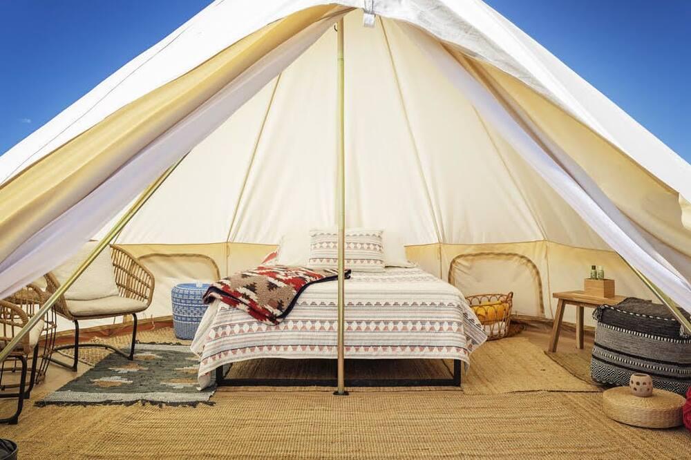 Elite-Zelt - Wohnbereich